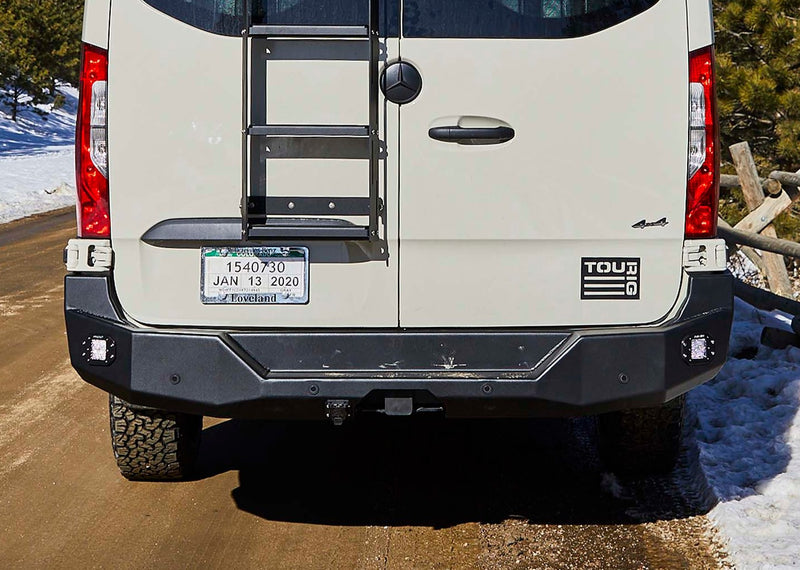 Mercedes Sprinter (2019+) Rear Bumper
