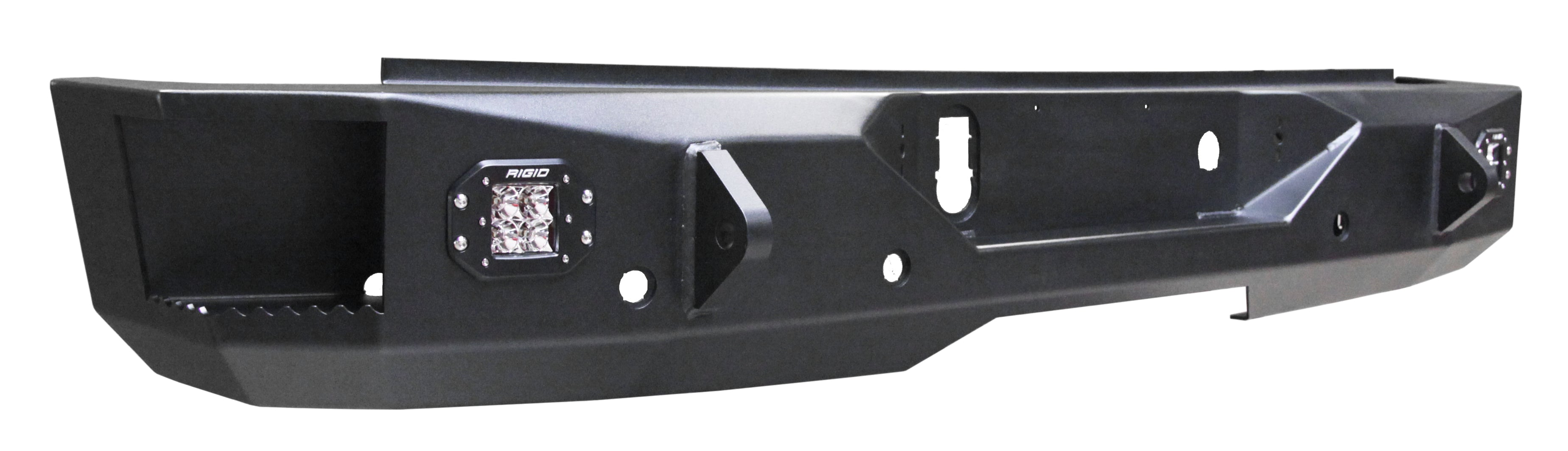 GMC - 2500/3500 (2015-2019) Rear Bumper