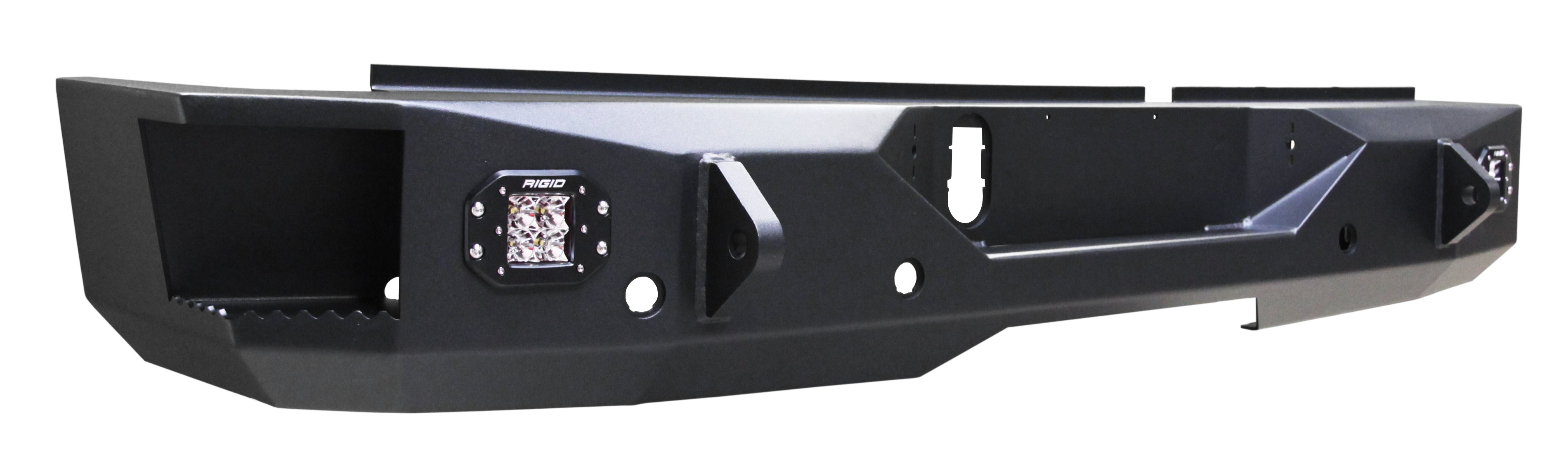 GMC - 1500 (2007-2013) Rear Bumper