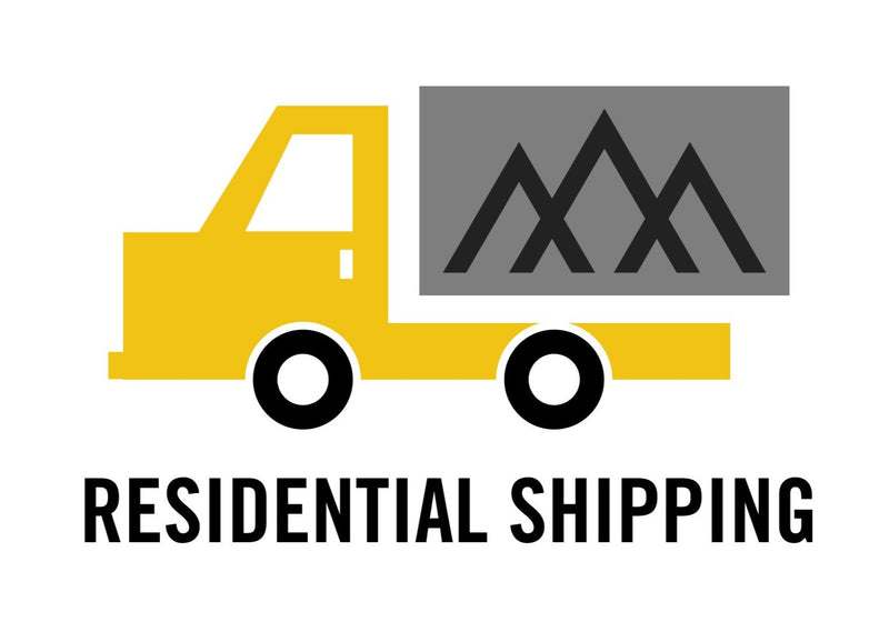 Residential Shipping Location