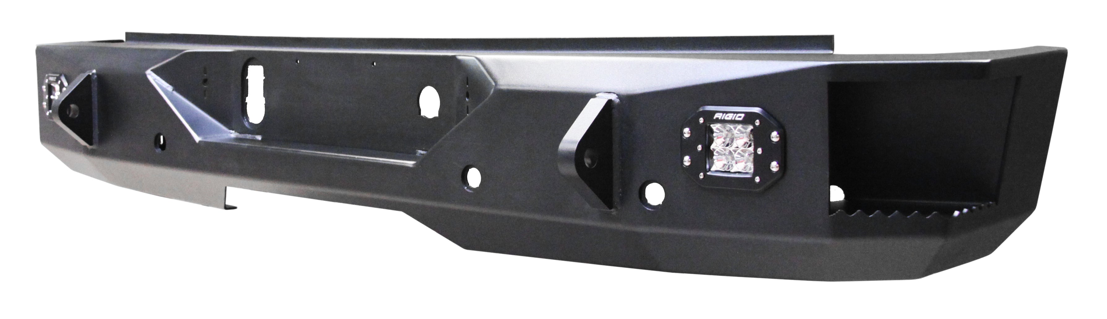 GMC - 2500/3500 (2007-2010) Rear Bumper