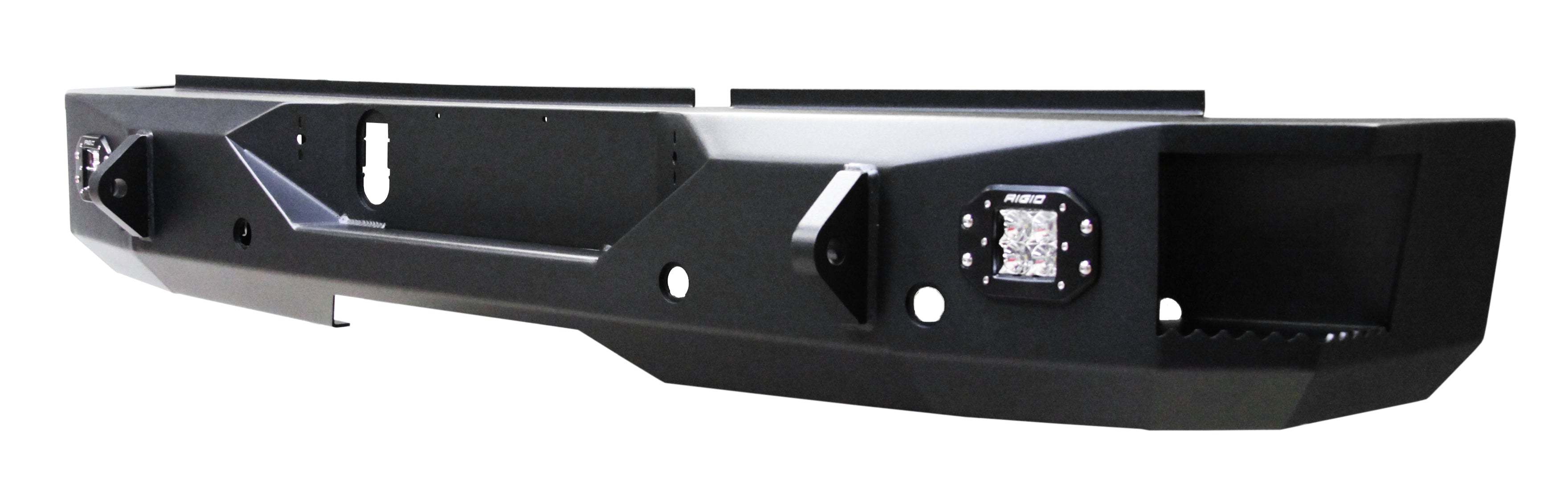 Backwoods GMC 1500 (2007-2013) Rear Bumper