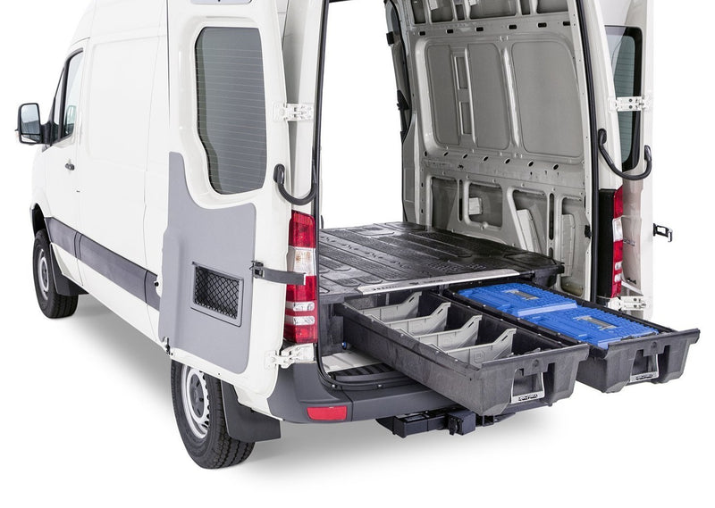 Decked Drawer System - Mercedes/Dodge/Freightliner - Sprinter