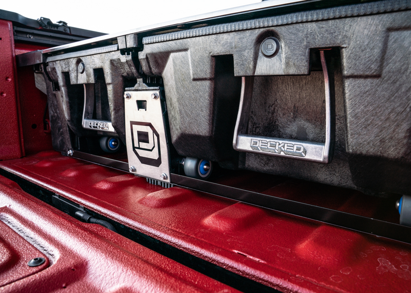 Decked Drawer System - Jeep Gladiator