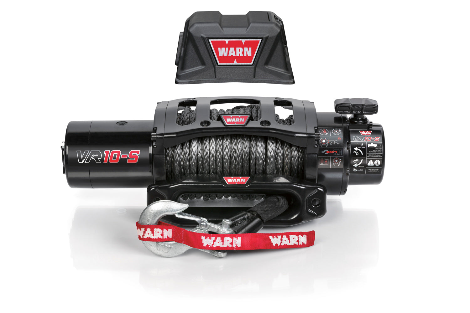 WARN VR 10-S Series Winch