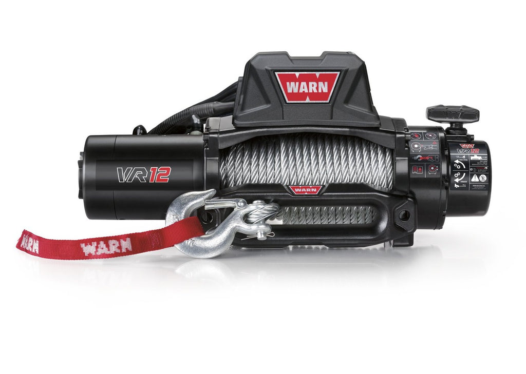 WARN VR 12 Series Winch