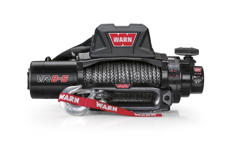 WARN VR 8-S Series Winch