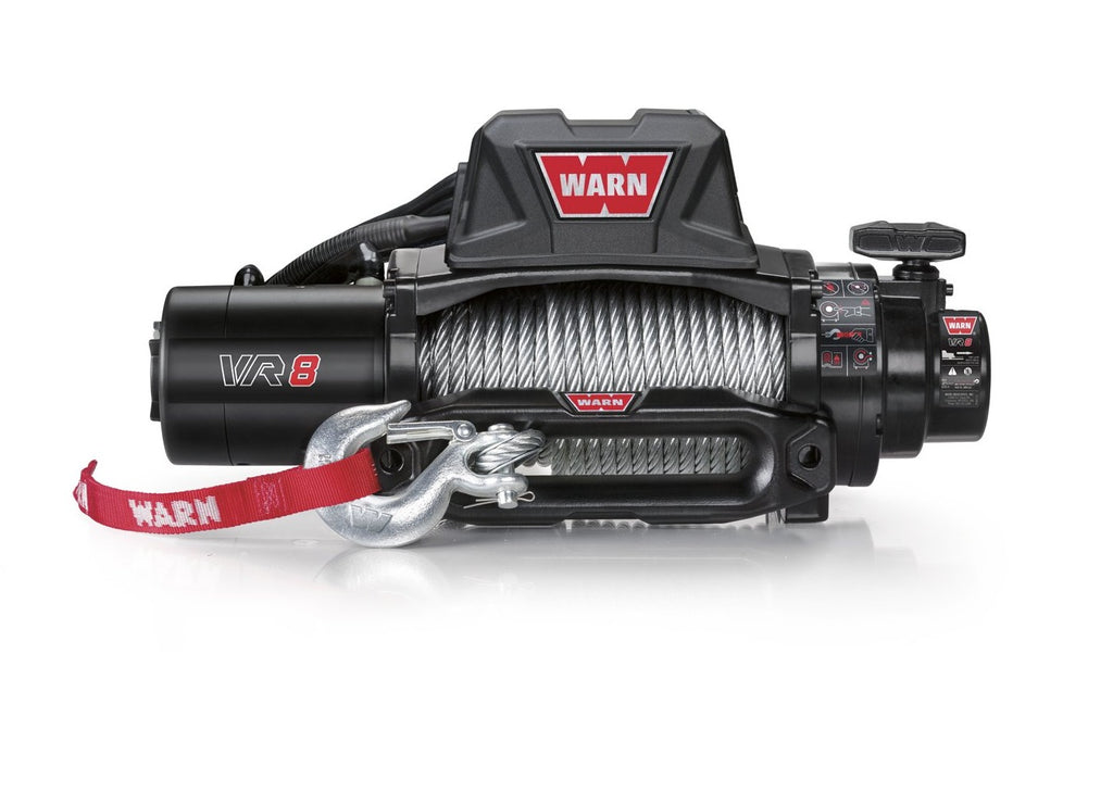 WARN VR 8 Series Winch