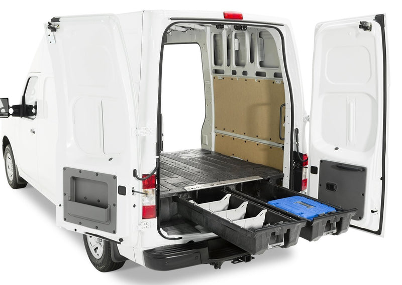 Decked Drawer System - Nissan NV