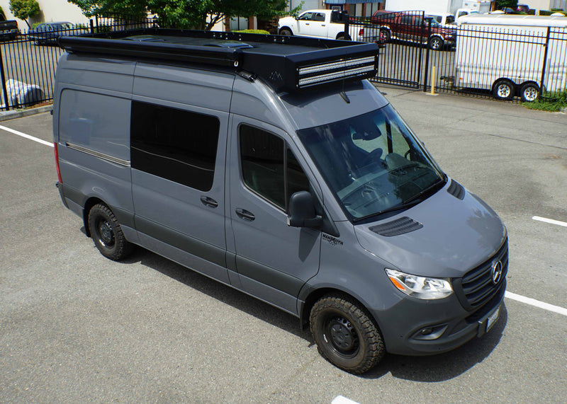 Mercedes Sprinter (2014+) Roof Rack - XL [Call to Order]