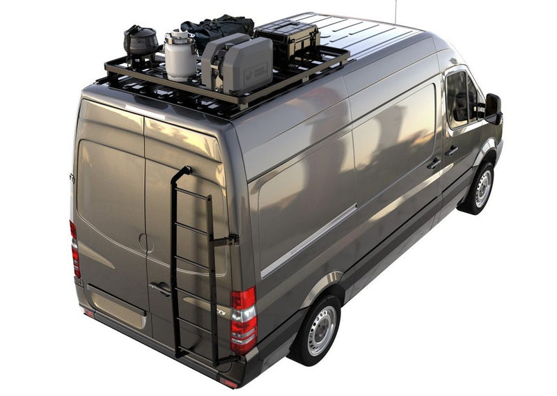 Mercedes Sprinter (2006+) SWB/MWB/LWB - Slimline II Roof Rack Kit - W/O OEM Tracks - TALL