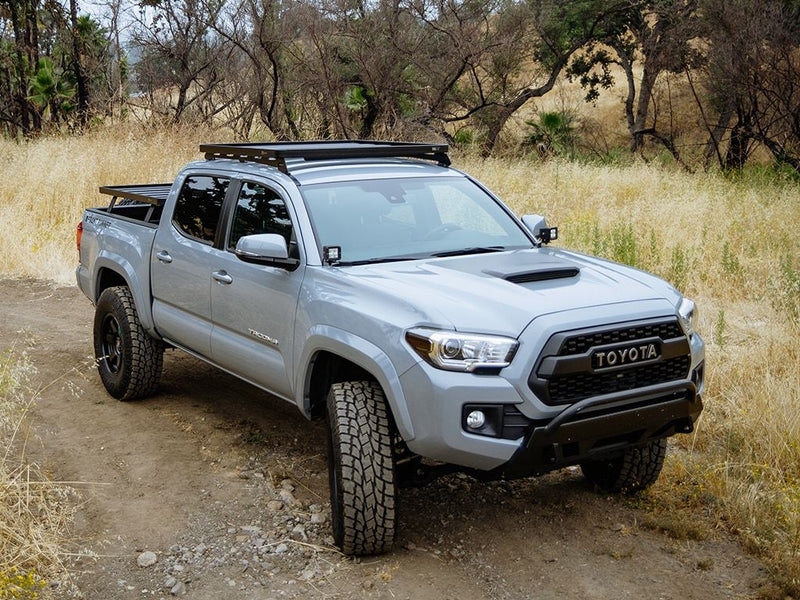Toyota Tacoma (2005+) Slimline II Roof Rack Kit / Low Profile
