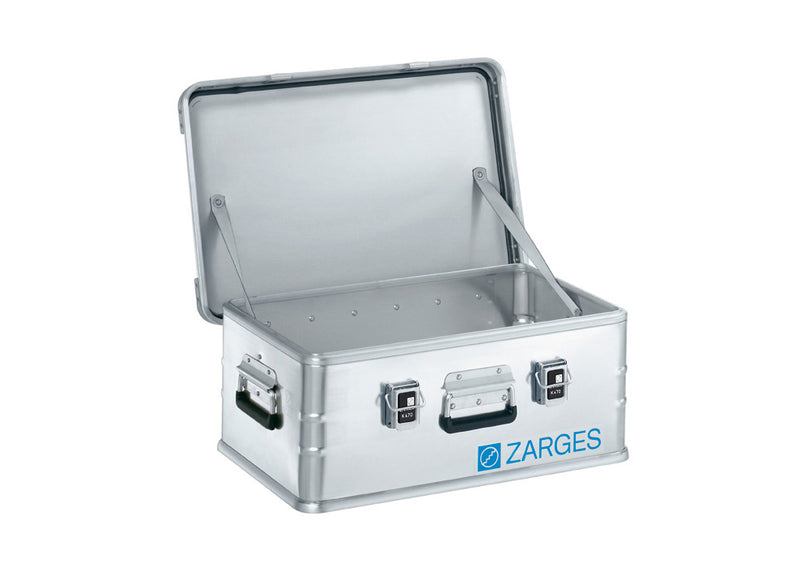 Zarges K470 Aluminum Stackable Storage Box - MEDIUM