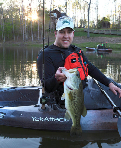 "Bending Branches' Andrew Stern Talks Kayak Fishing on ""The Final Cast"""