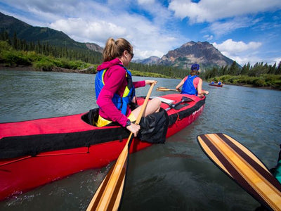 The Most Basic Canoe Strokes to Master