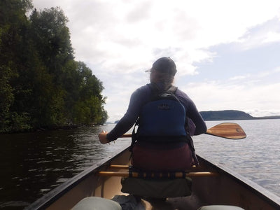Passing On the Canoeing Love: From Dad to Daughter