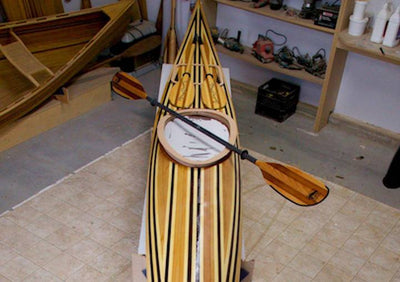 Build a Wooden Kayak, Part 4 [Video]