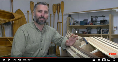 Build Your Own Wooden Kayak, Part 2 [Video]