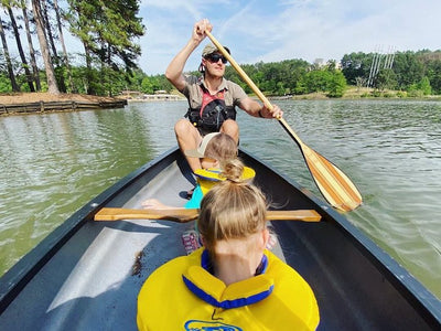 How to Shuttle Kayaks, Canoes & People with Social Distance in Mind