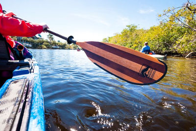 Bending Branches' Kayak Touring Paddles