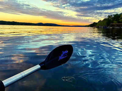 "Our Whisper Kayak Paddle Awarded ""Top Pick"""