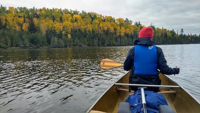 Fall Wilderness Canoe Tripping: Be Safe
