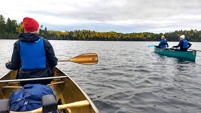 Wilderness Canoe Trips with Type 1 Diabetes