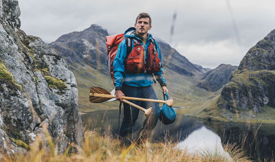 A Canoe Trip in the Heart of the Scottish Highlands