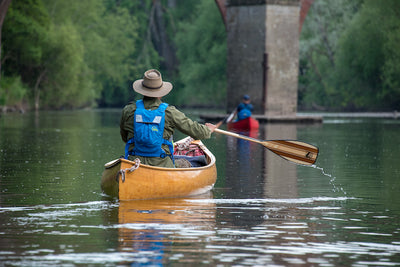 Canoe Strokes for Solo Canoeing [Video]