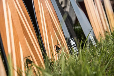 Wood vs. Carbon Canoe Paddles
