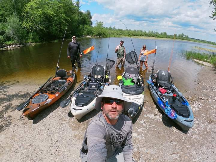 get your friends hooked on kayaking!