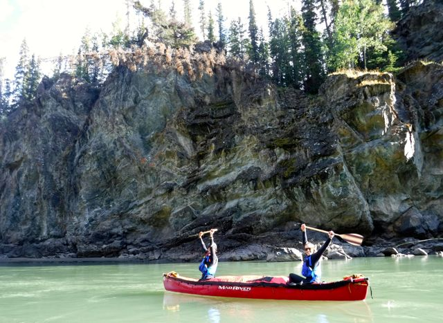 canoe trips and life lessons