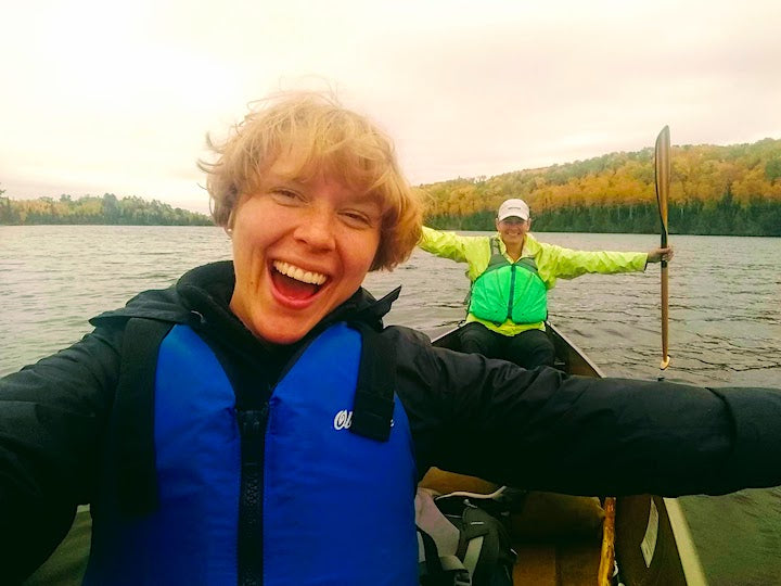 boundary waters canoe trip with type 1 diabetes