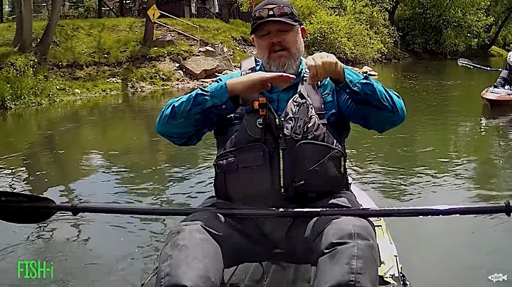 chad hoover river fishing tips