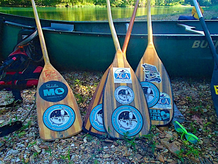 bending branches paddles