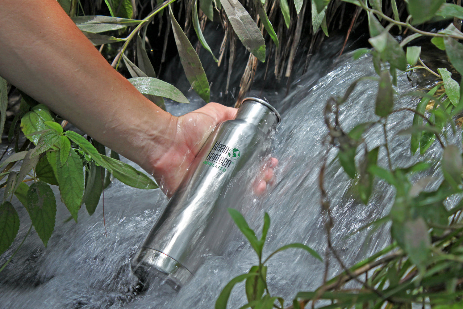 Klean Kanteen Insulated Classic 20 oz. Devils River Spring
