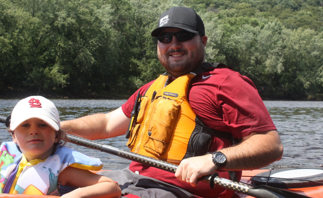 paddling the st. croix river