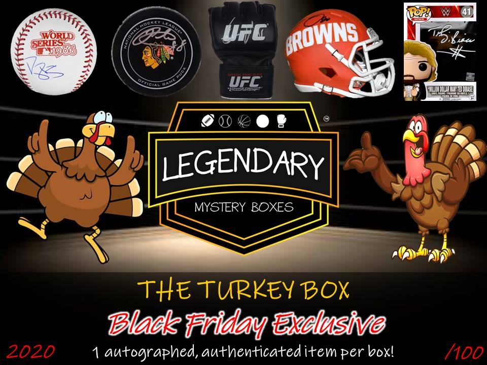 BLACK FRIDAY 2020 THE TURKEY BOX