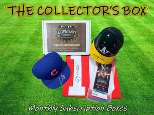 The Collectors Box Multi Sport Edition Monthly Subscription Boxes