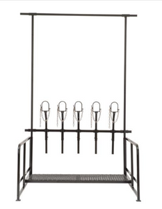5 Head Sale Rack