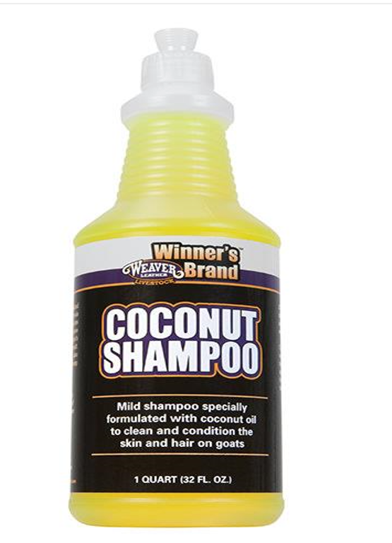 Coconut Shampoo Quart