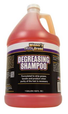 Degreasing Shampoo Gallon