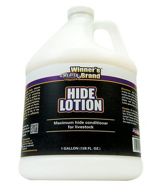 Hide Lotion, Gallon
