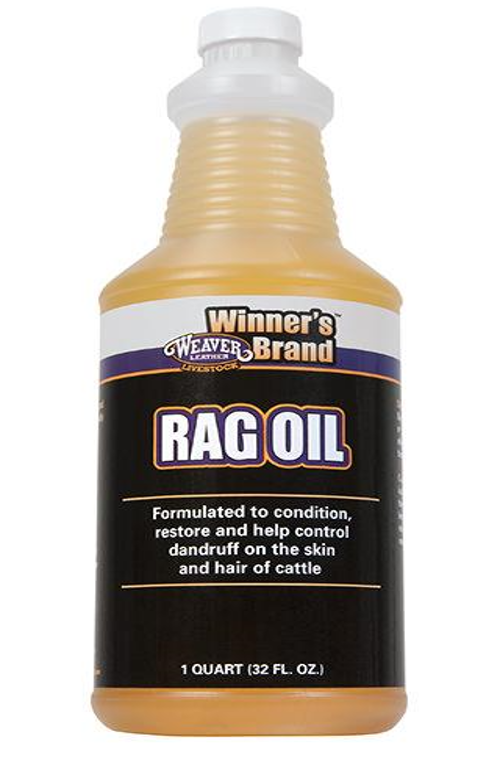Rag Oil, Quart