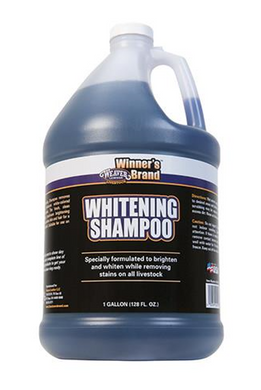 Whitening Shampoo, Gallon