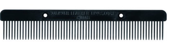 Weaver Replacement Plastic Comb Head, Black