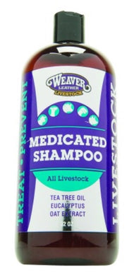 Sale of Weaver Medicated Shampoo