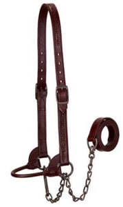 Dazzle Show Halter Brown Medium