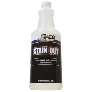 Stain Out Shampoo, Quart