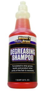 Degreasing Shampoo Quart